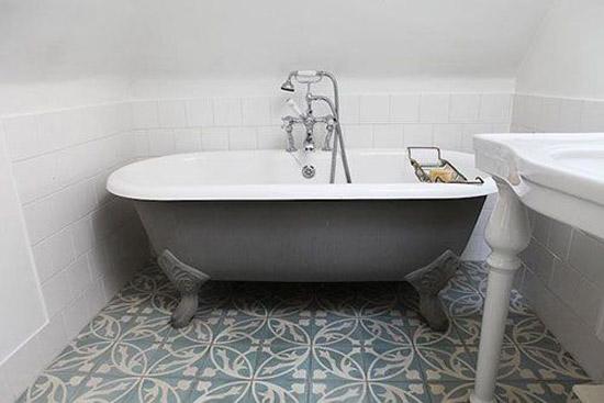 Aarding Van De Badkamer ~ Mooie Marokkaanse badkamers  Wooninspiratie