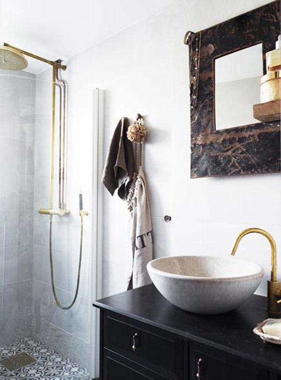 mooie marokkaanse badkamers | wooninspiratie, Badkamer