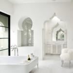 Mooie Marokkaanse badkamers