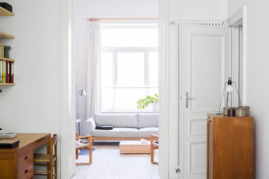 Mooie inrichting van een meubelmaakster wooninspiratie for Inrichting herenhuis