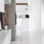 Mooie witte ruimtes