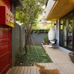 Mooie woning in Tapei met werkruimte