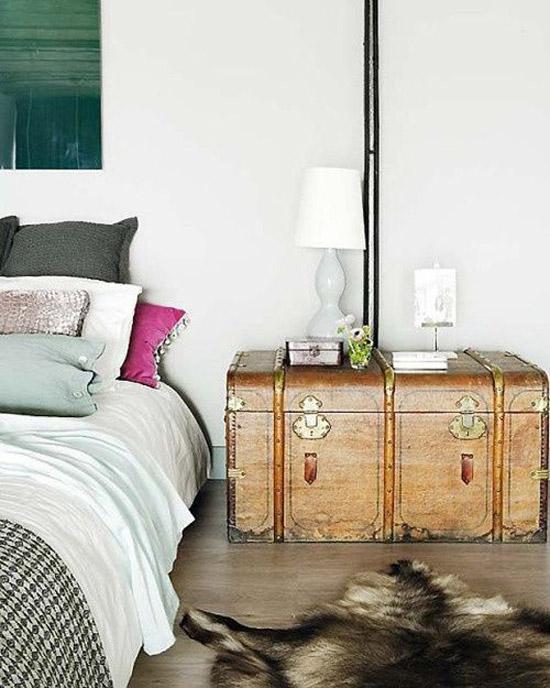 Nachtkastjes voor de slaapkamer wooninspiratie - Nachtkastje voor loftbed ...