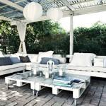 Op maat gemaakte meubels voor de tuin