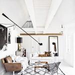 Prachtig huis van een interieur stylist