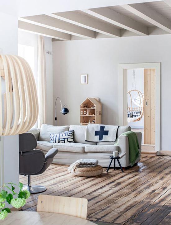 Boerderij inrichting wooninspiratie for Deco van woonkamer design