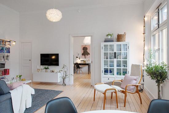 Een mooi Scandinavisch woonkamer | Wooninspiratie