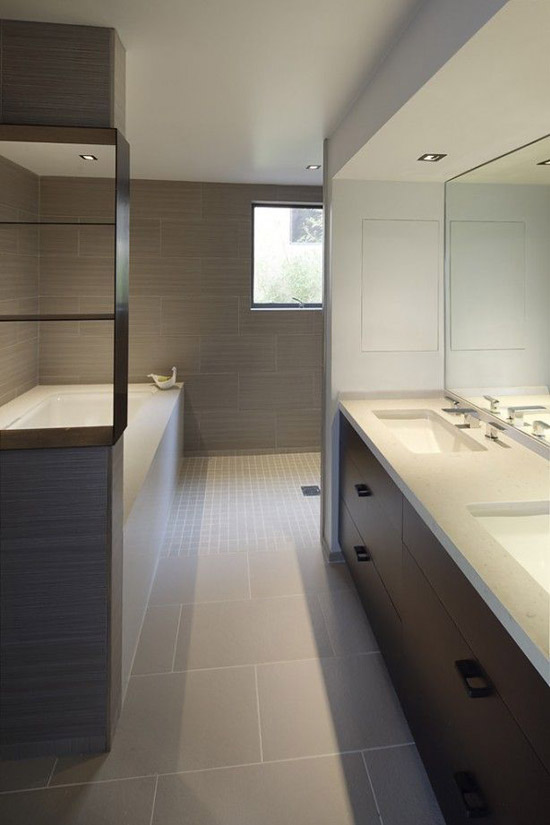 Strakke badkamer inrichting   Wooninspiratie