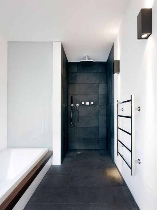 Gestucte badkamer muur badkamer muur ideeen u2013 logboek badkamer - Badkamer inrichting ...