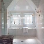 Van zolderkamer naar badkamer