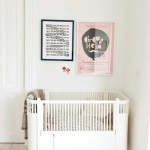 Witte babybed