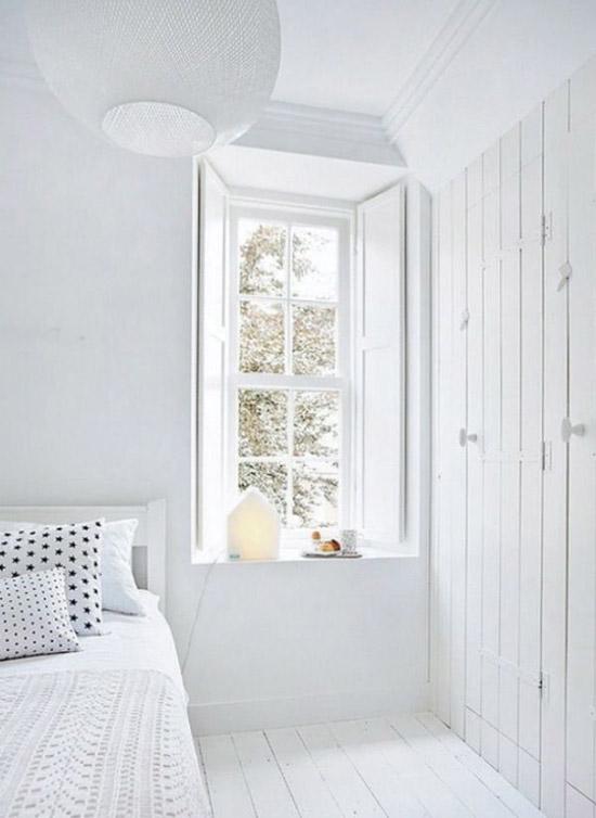 Witte romantische slaapkamer inrichten beste inspiratie voor huis ontwerp - Romantische slaapkamer ...