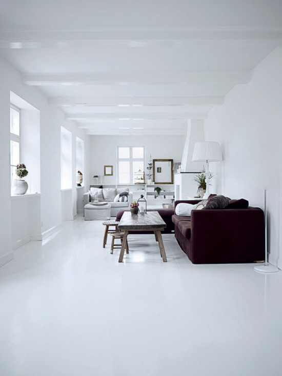 Deens landhuis wooninspiratie for Home design interieur