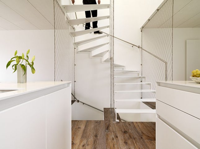 Architect ontwerpt woning voor een ouderen stel