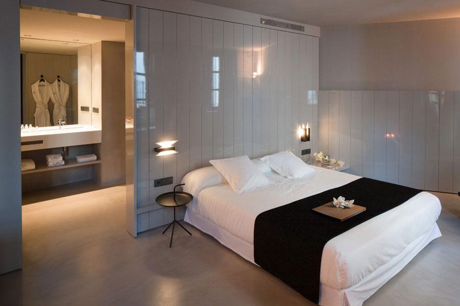 badkamer ensuite hotel