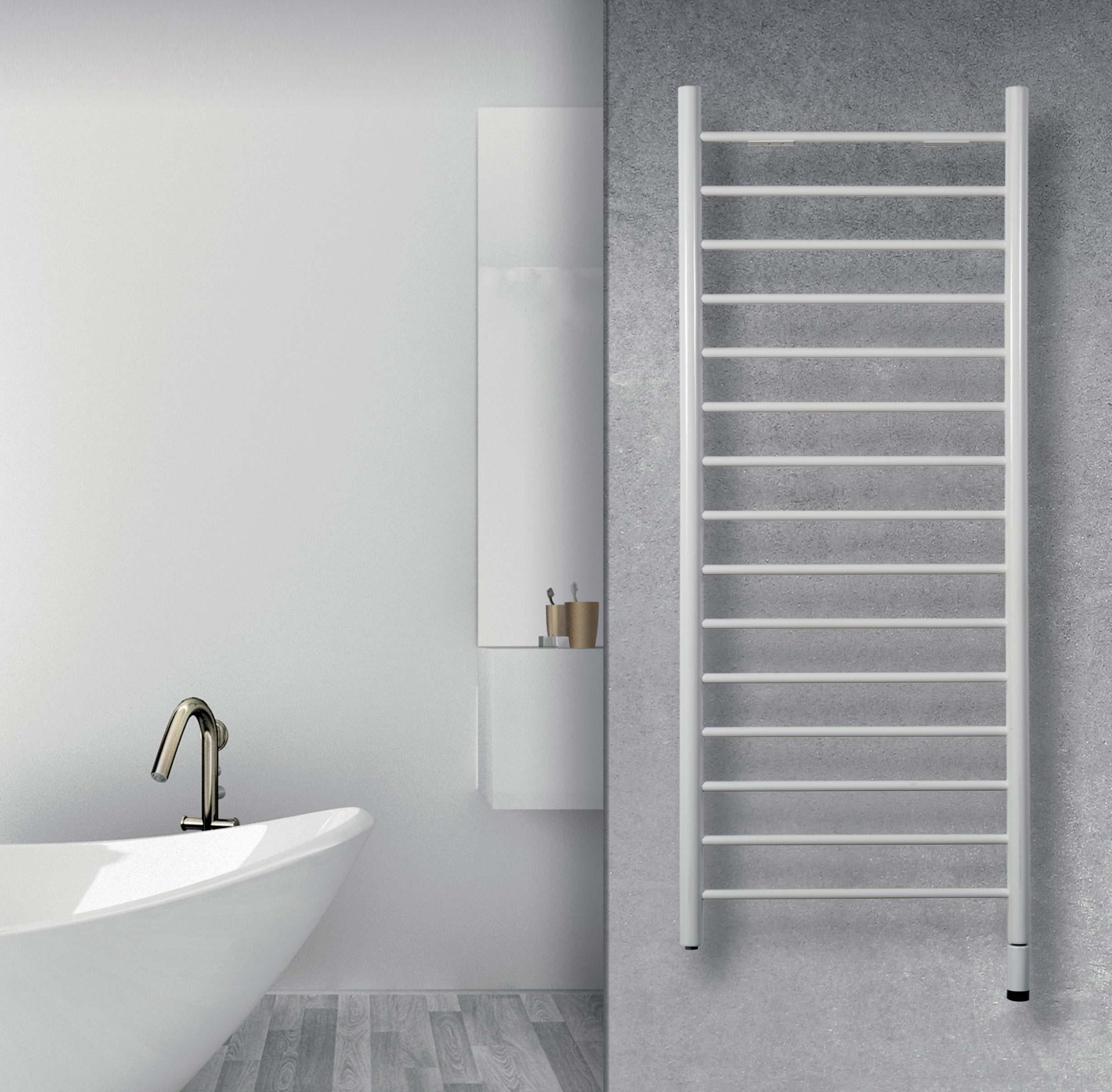 badkamer verwarmen elektrisch