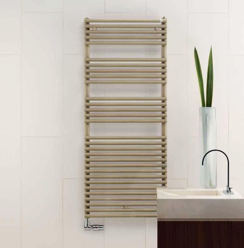 badkamer verwarmen handdoekradiatoren