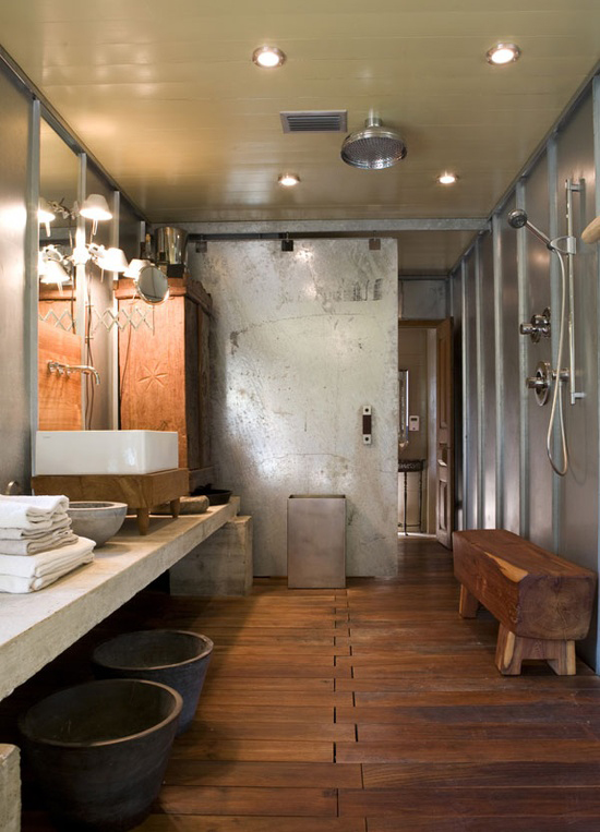 Welk Hout In Badkamer ~   industri?le badkamer! Welke badkamer inrichting vind jij het mooist