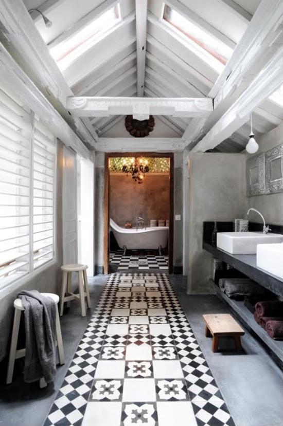 Mooie badkamer inspiratie wooninspiratie - Mooie moderne badkamer ...