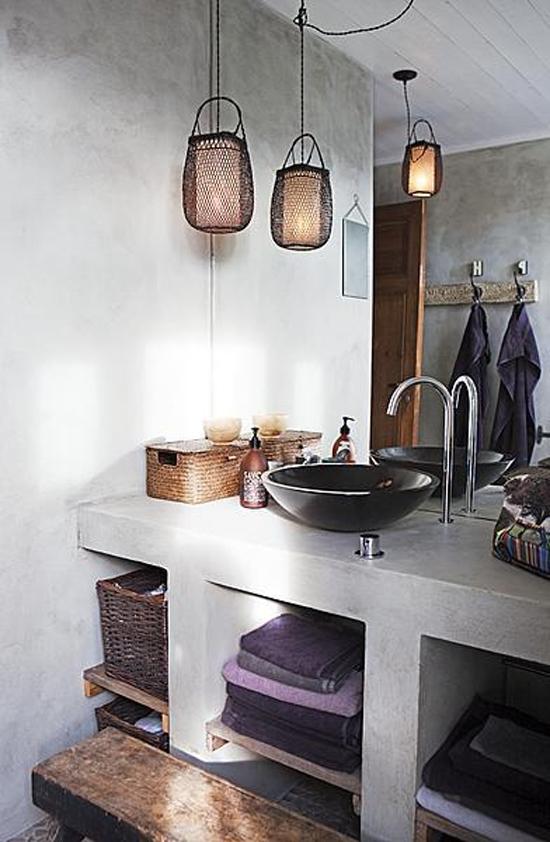 Mooie badkamer inspiratie wooninspiratie - Mooie badkamers ...