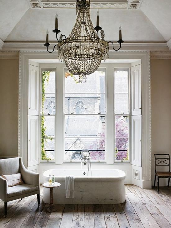 Mooie badkamer inspiratie wooninspiratie for Provence bathroom design
