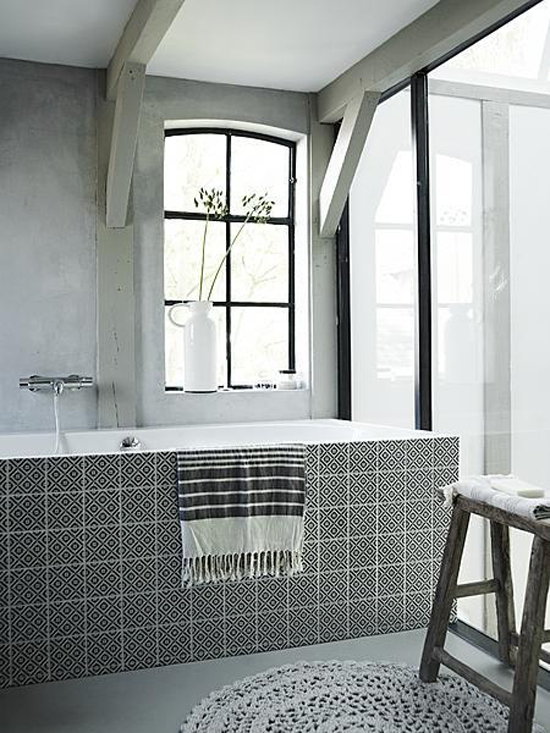 Badkamer Ideeen Vt Wonen ~ Mooie badkamer inspiratie  Wooninspiratie