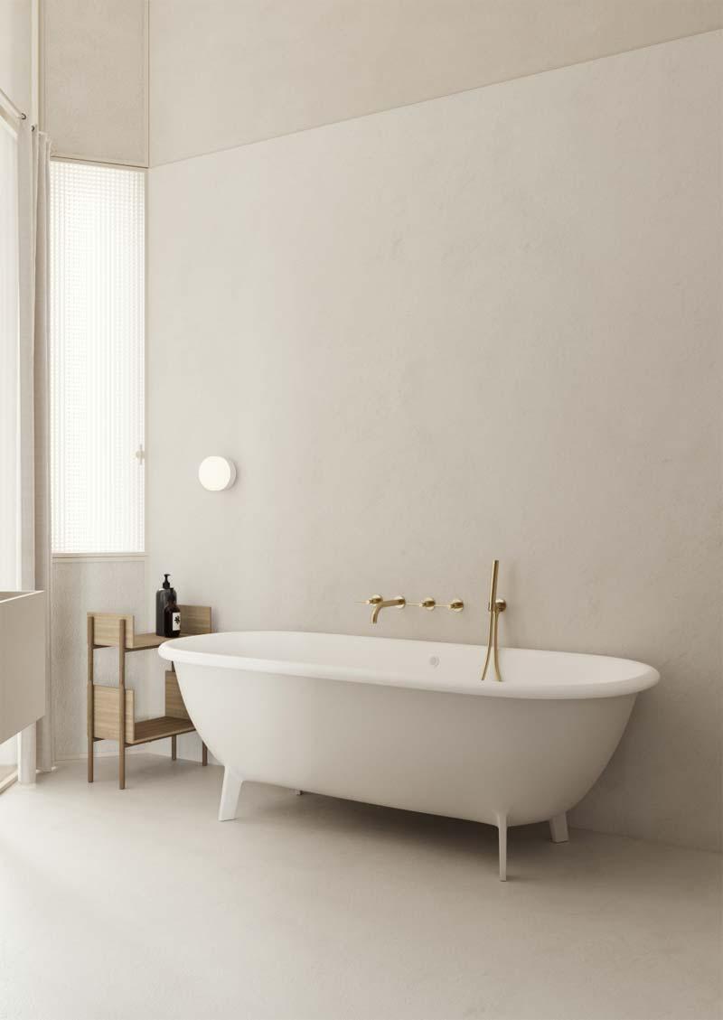 badkamertrends 2021 vrijstaand bad