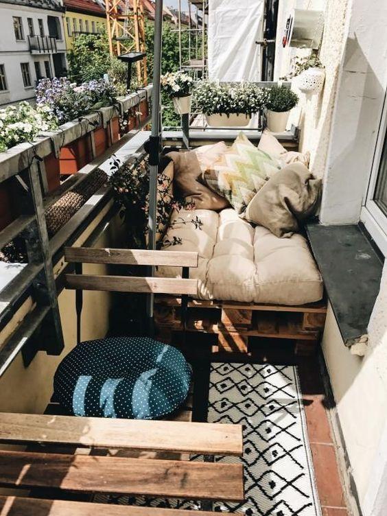 balkon vloerkleed
