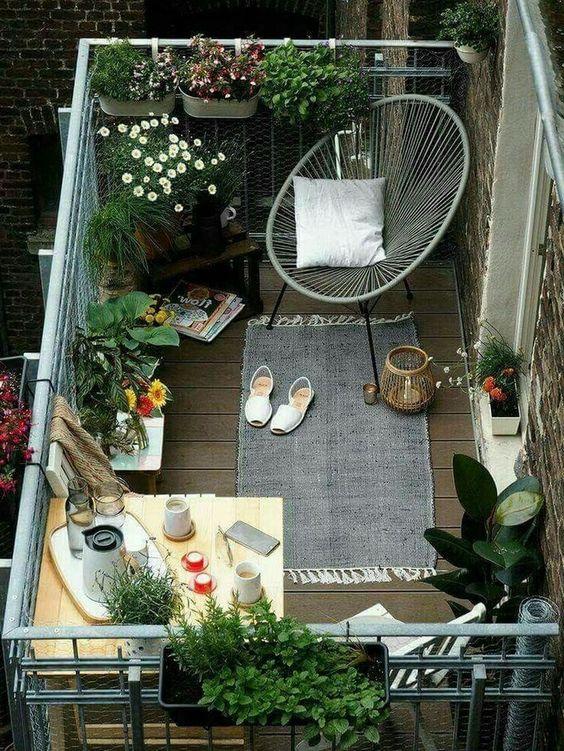 balkonkleed