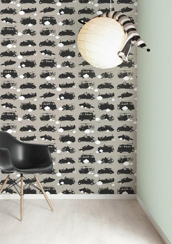 Pinterest stoere slaapkamer steigerhouten wand voor televisie slaapkamer inspiratie - Behang voor trappenhuis ...