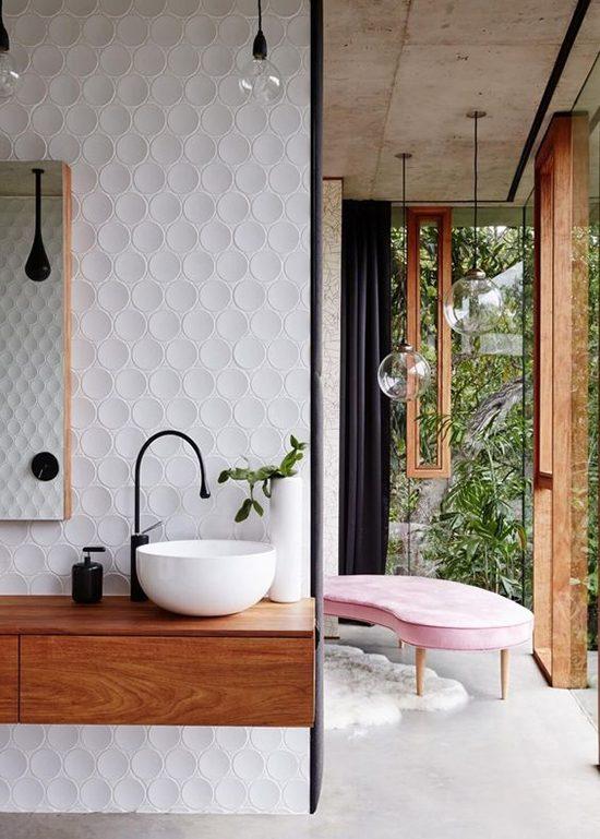Bijzondere badkamer in Australië | Wooninspiratie
