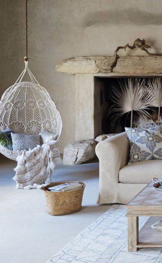 Best Hangstoel Woonkamer Contemporary - Huis & Interieur Ideeën ...