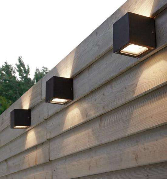 Buitenverlichting voor in de tuin wooninspiratie - Buitenverlichting gevelhuis ...