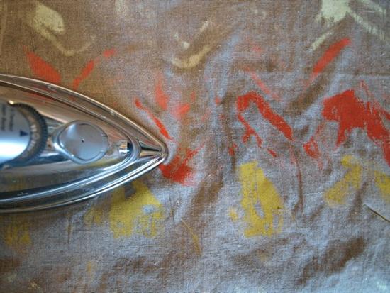 DIY: Kussen met een chevron patroon