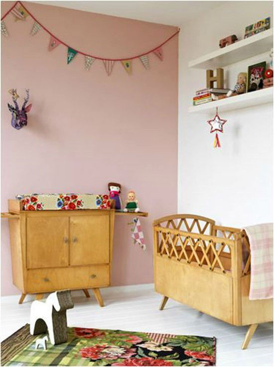 Commode voor de kinderkamer wooninspiratie for Kinderzimmer vintage