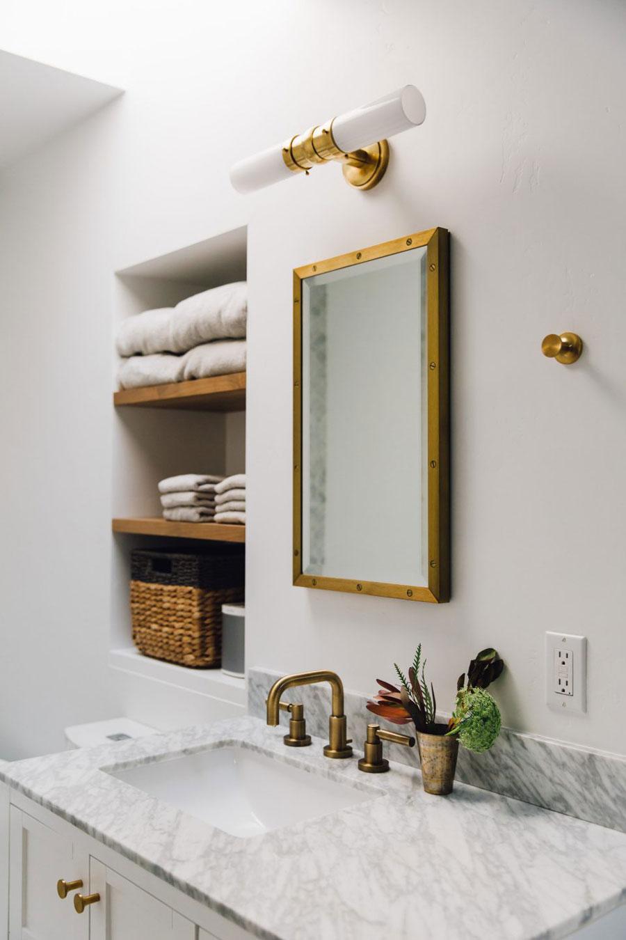 Complete badkamerverbouwing van Alicia Lund