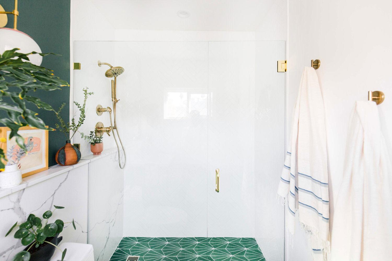 De inspirerende badkamerverbouwing van Dabito