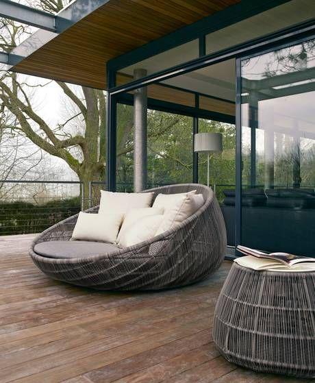 De juiste loungeset voor in de tuin