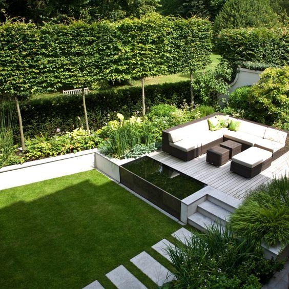 De juiste loungeset voor in de tuin wooninspiratie - Geplaveid voor allee tuin ...
