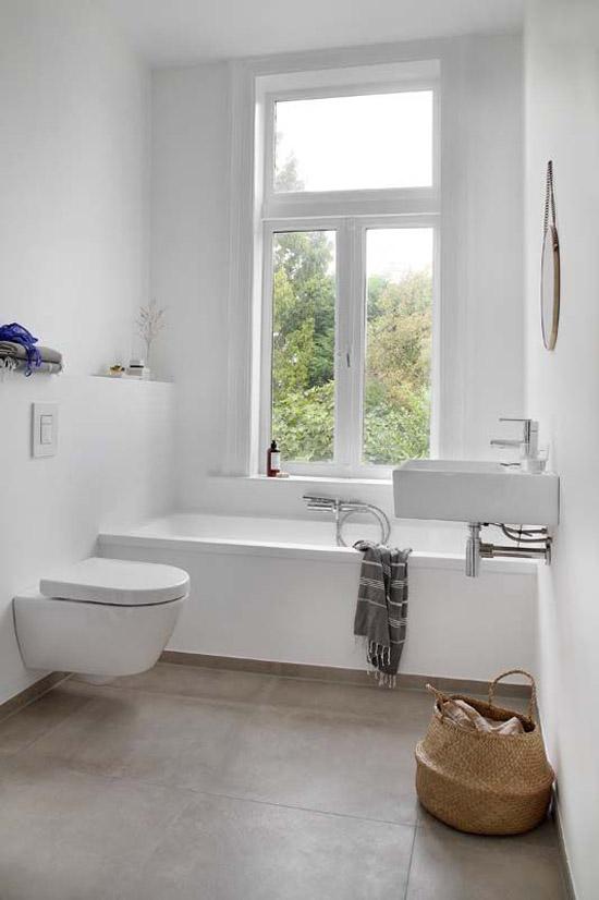 simpele badkamer ideeen: sfeervol hout in de badkamer interieur, Badkamer