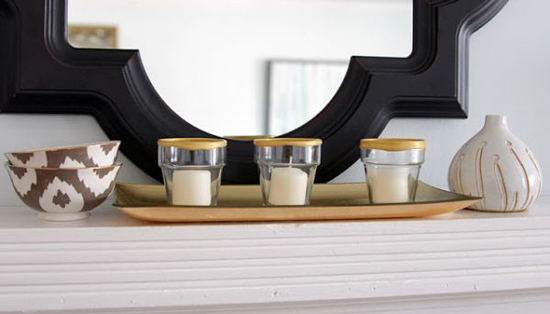 Gouden details in je interieur!