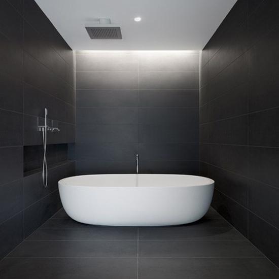 Welke Badkamer Ventilator ~ Zwarte of donkere badkamers kom je niet zo heel vaak tegen Toch vind