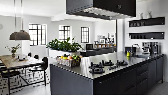 keuken inrichting – artsmedia, Deco ideeën