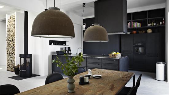 Een traditionele keuken met moderne elementen wooninspiratie