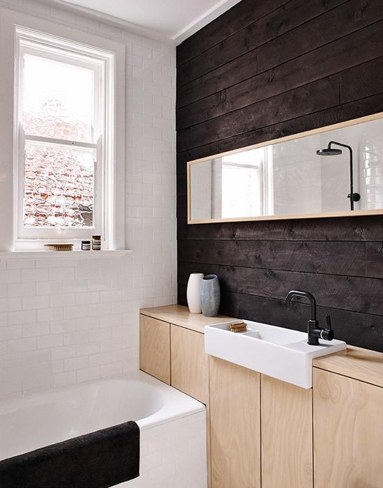 Een compacte badkamer wooninspiratie - Een mooie badkamer ...