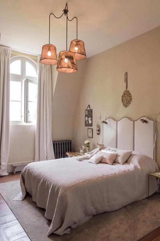 Inspiratie Slaapkamer Vintage : Een droevige romantische slaapkamer ...