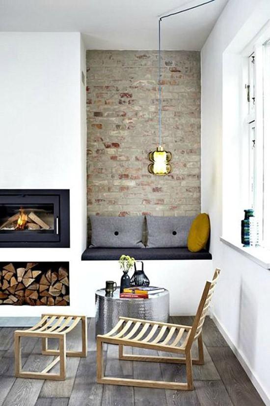 Een gezellige zithoek in de woonkamer | Wooninspiratie