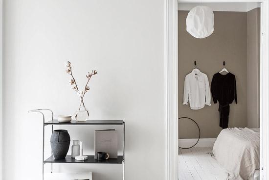Een kalme slaapkamer inrichting  Wooninspiratie