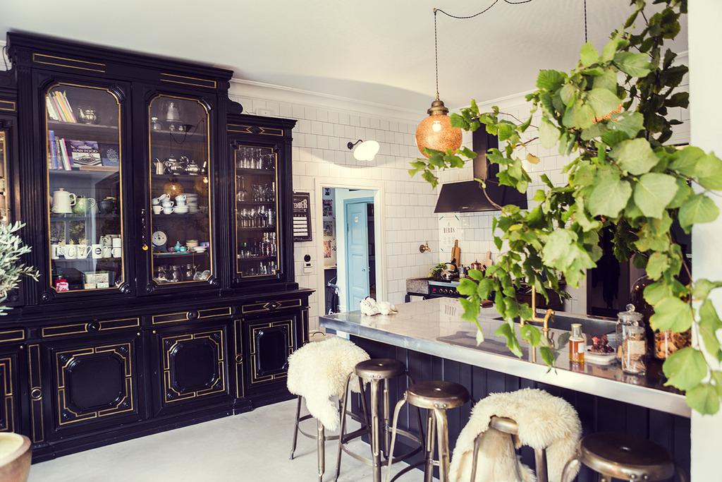 Een kijkje in de keuken van voormalig model Malin Persson