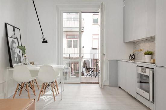 Een kleine woonkamer en keuken in één | Wooninspiratie